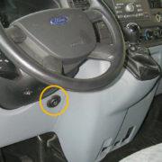 Ford Transit handgeschakeld