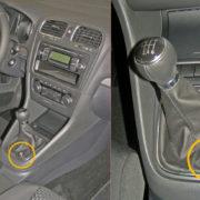 VW Golf 6 handgeschakeld