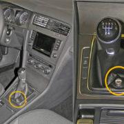 VW Golf 7 handgeschakeld