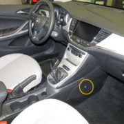 Opel Astra -K- handgeschakeld