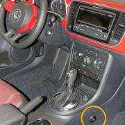VW Beetle DSG-automaat