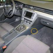 VW Passat handgeschakeld