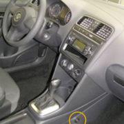 VW Polo DSG-automaat