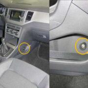 VW Sportsvan handgeschakeld
