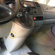 VW T5 Transporter automaat