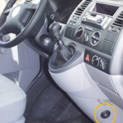 VW T5 Transporter handgeschakeld