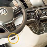 VW T6 Multivan DSG-automaat