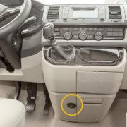 VW T6 Multivan handgeschakeld