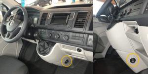 VW T6 Transporter handgeschakeld