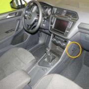 VW Tiguan handgeschakeld
