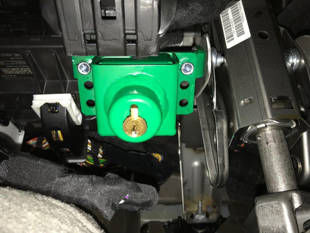 Extra beveiliging maatregelingen Volkswagen Transporter